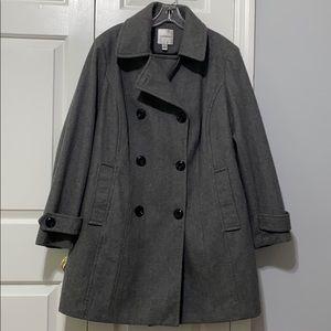 Croft and Barrow coat